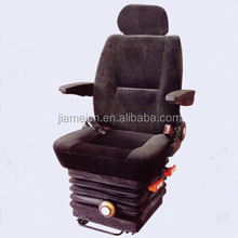 Deluxe high back seat with suspension :car seat/loader seat