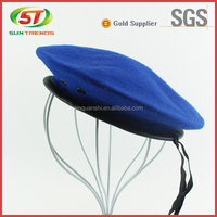 China Custom French Beret Military Hats Manufacturer Of Beret
