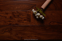 engineered wood Flooring with 3mm veneer layer of rose garden feel