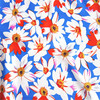 100% Cotton Flower Printed Fabric Designs for Bedding