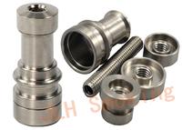 [JLH] Highly Educated Infinity titanium smoking nail, we also wholesale honey bucket titanium nail,titanium swing