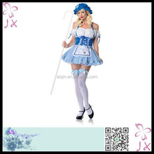 Hot Women's Sexy alice Sexy party cosplay Costume 1120