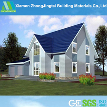 Luxury Prefab House Steel Villa Prefab Beach Villa Prefabricated Fiberglass Houses and Villas