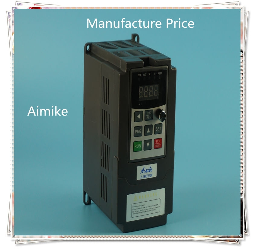 220V +/-20% 2.2KW AC/DC/AC (Variable Speed Motors) From Shenzhen Aimike Electric Co., Ltd. 1680746 On Motors-Biz.com