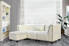 Living room fabric sofa/Latestest High quality Fabric Sectional Sofa set design