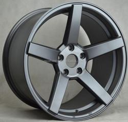 replica voss wheels 17 inch 5x114.3 wheel rim 5 spoke wheels for sale
