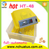 double temperature and humidifier control systerm professional toy turkey Poultry Hatching Machine