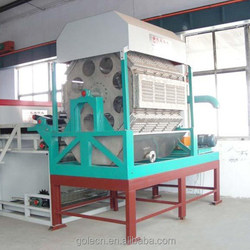 paper egg tray production line, egg tray making machine price, small machines make egg tray