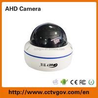 New 2 Megapixel 3.6mm 3MP Lens Low-Illumination IR Vandalproof CCTV Dome AHD Camera 1080p
