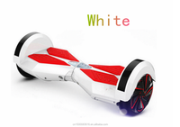 2015 hottest electric self-balancing scooter with bluetooth speaker and led light