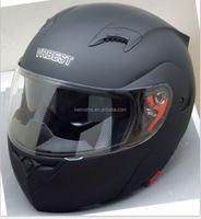 full face motorcycle helmets flip up two visor helmet