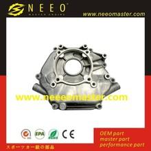 Small gasoline engine parts, generator, 5.5HP, 6.5hp, 13HP, GX120, GX160, GX200, GX210, GX270, GX390 Crankcase Cover