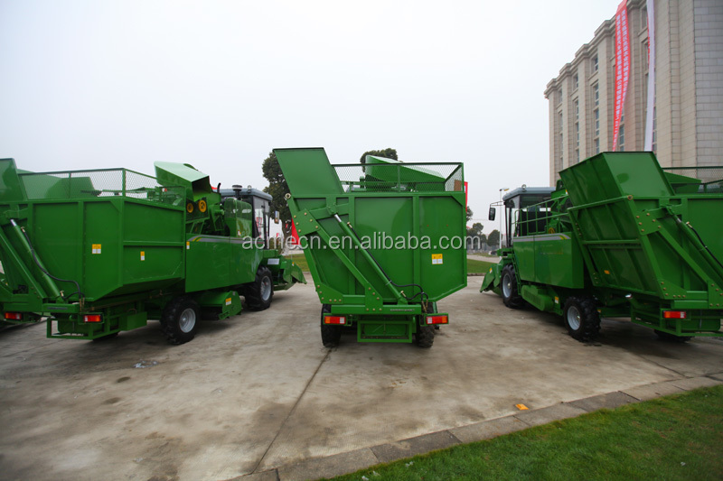4YZ-4C cheap corn harvesting machine