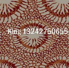 Cinema carpets nylon printed carpets printing round sun flower nylon carpet