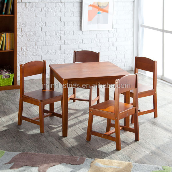 bedroom kids wooden table and chair sets buy kids wooden table