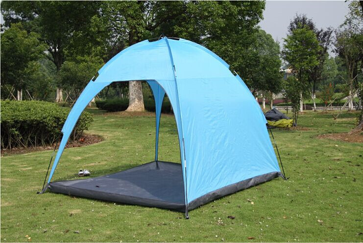 Strand zonnescherm tent kinderen spelen zon strand vouwen pop up strandtent tenten product id - Tent paraplu ...