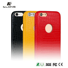 2015 DLONS new design for iphone 6 cases luxury pu leather phone case