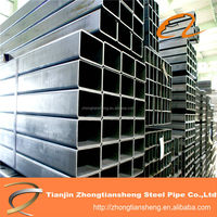 hot rolled gi Square/Rectangular Steel Pipe/Tube/pipes
