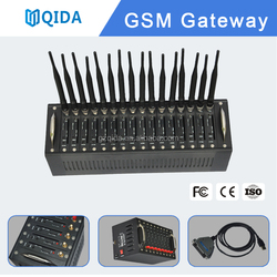 cheap 16 port usb gsm modem-Qida QS161 bulk sms device