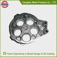 China ISO custom a380 aluminum die casting compressor part