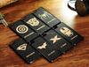 Luxury Captain America Iron man Batman Back Case For iPhone 5 5S 6 6Plus