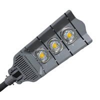 150w led street light adjustable beam angle 2 years warranty