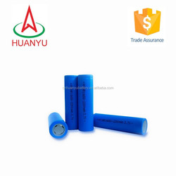 2015 large capacity rechargeable 18650 battery