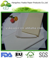 EU Approved Printed Greaseproof Paper