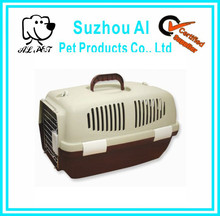 Luxury Soft Air Conditioned Plastic Pet Carrier Bag