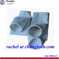 Polypropylene filter sleeve non-ferrous metal dust collector