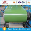 pre-painted wooden color coated galvanized steel coil for sandwich panel in sheets