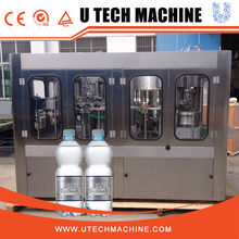 Famous parts drinking water washing filling and sealing machine CGF16-12-6