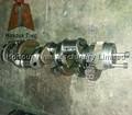 Nuevo patrón RF8 utiliza cigüeñal para piezas del motor del excavador