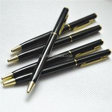 new twist action slim promotional hotel pens