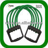 "2013 fitness latex tube A-T0012 2"" plastic ringsent ring"
