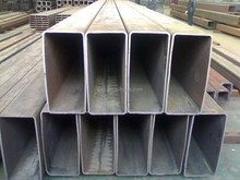 4inch Hollow sections api 5l hot formed welded erw mild steel rectangular pipes size & weight 80