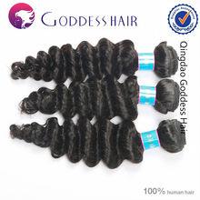 Factory wholesale fake hair weave hair