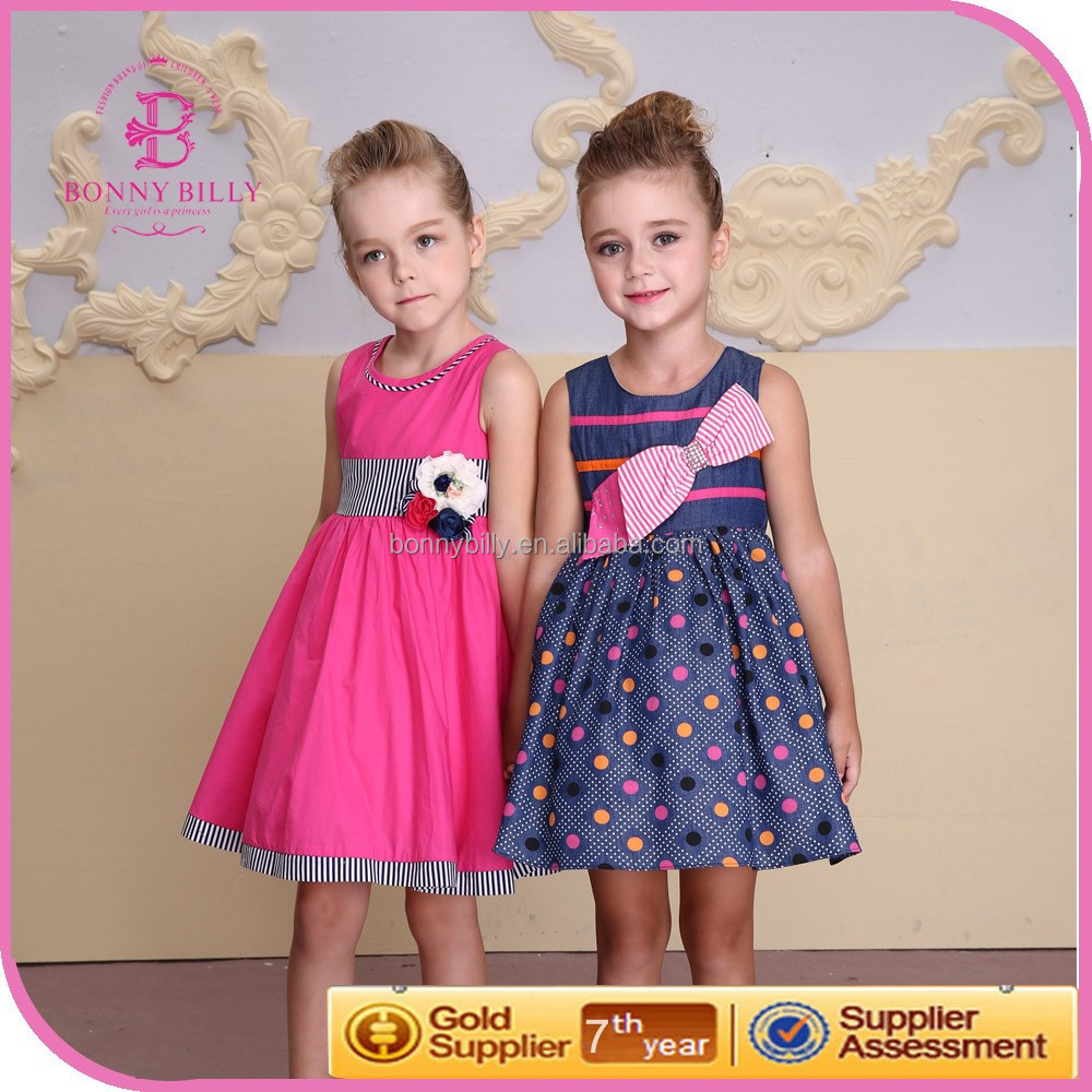 Summer Dresses For Kids