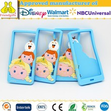 NBCUniversal Audited Factory Custom Bulk Phone Case Kids Silicone 3d Mobile Phone Cover for htc