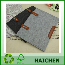 Popular OEM Design Numeral canvas laptop computer bag for ipad or for laptop