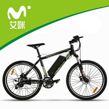 500W new mountain electric bike with Pedals and throttle