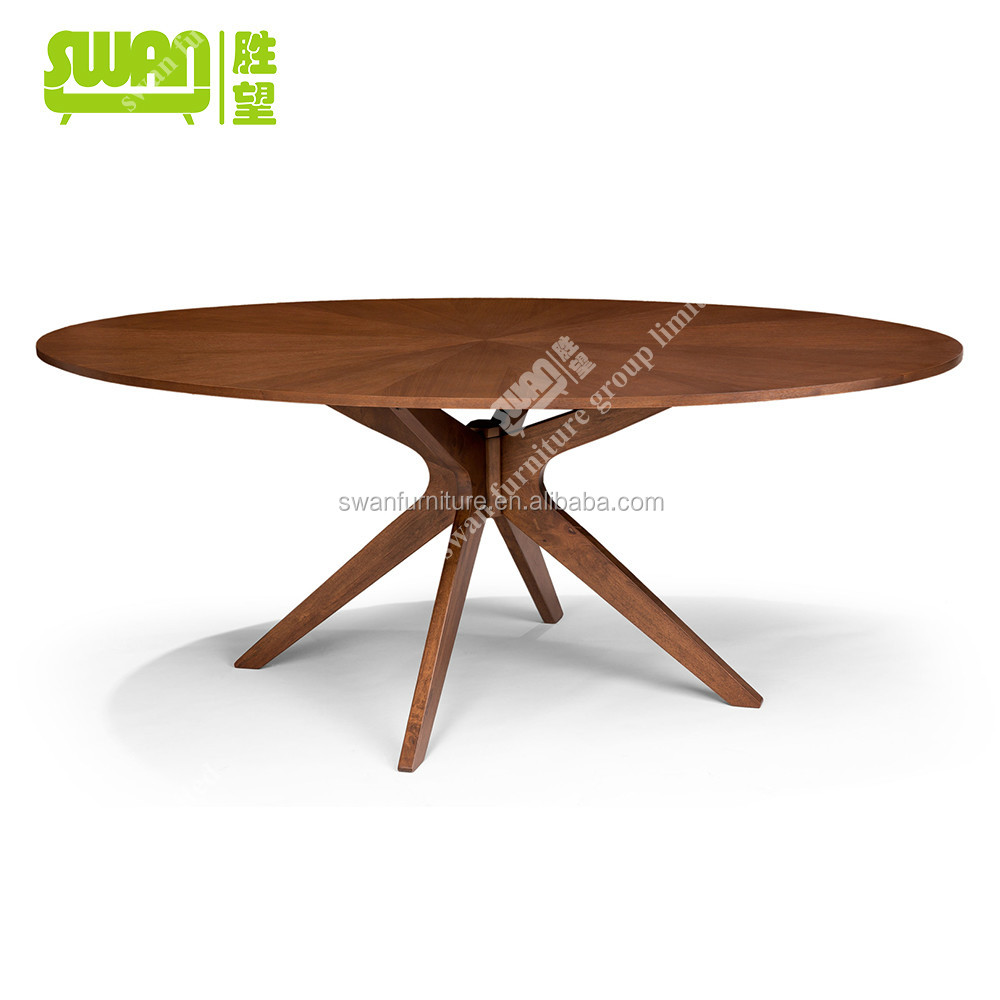3041 new design classic big wooden dining table buy big for Latest wooden dining table designs