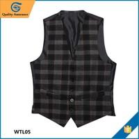 Quality-assured Hand Made Latest designs vest formal wear for men