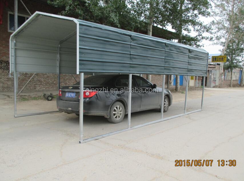 Used Metal Garage : Metal structure used carports for sale of steel carport