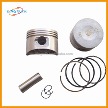 2015 jialing engine parts 110cc Piston and piston ring fit for motorcycle