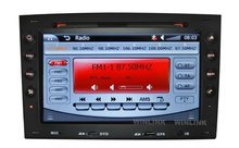Car Audio Player For Renault Megane(2003-2009)