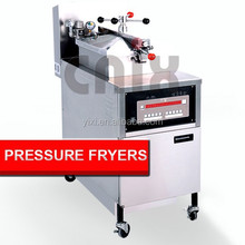 free standing gas cooker,pressure fryer with oil pump
