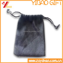 Custom cotton material small gift bag