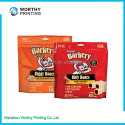 biscuit stand up plastic packaging