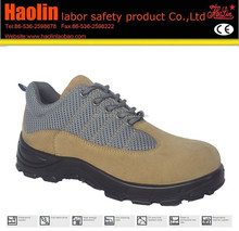 safety shoes suede HL-A066